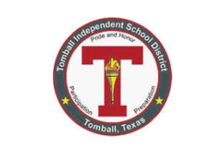 logo of Tomball independent school