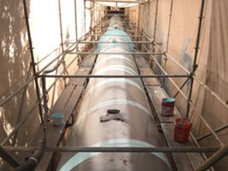Rehabilitating Houston's Above-Grade, Large-Diameter Water Lines (Source: WaterWorld)
