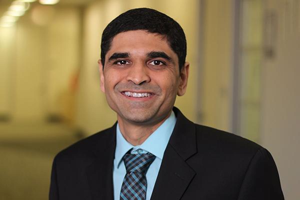 LAN Ashish Patel