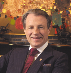Leo A Daly 3rd chairman and CEO
