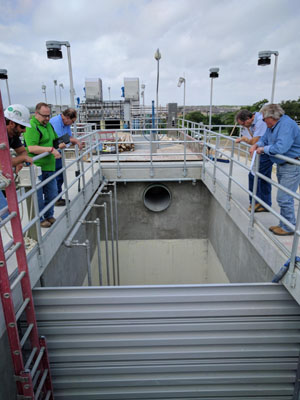 Getting the Gunk out of Wastewater Treatment Plants (Source: Public Works)