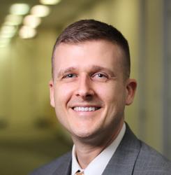 Kyle LeBlanc, PE, CFM, LEED GA Project Manager