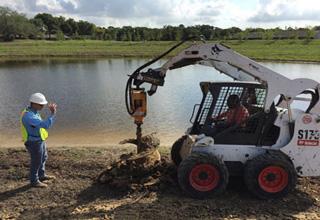 Exploration Green Flooding Drainage LAN