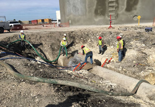 Best Practices During Pipeline Shutdowns (Source: Civil + Structural Engineer)
