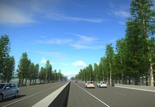 3D design model transportation