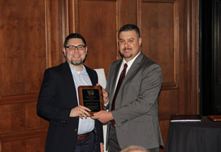 TSPE Brazos Chapter Names LAN's Jacob Torres, P.E., as 2017 Young Engineer of the Year
