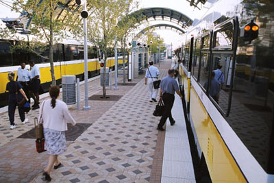 DART Selects LAN as Program Manager for Red and Blue Line Platform Extensions