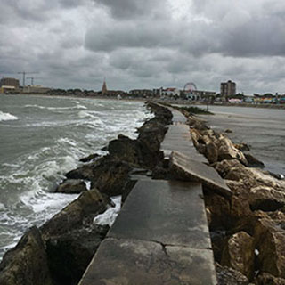 City of Corpus Christi Selects LAN to Rehabilitate Breakwater at McGee Beach