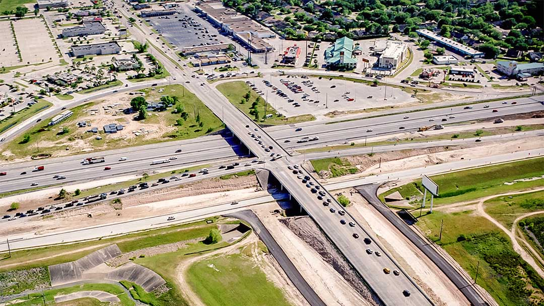 Interstate 10, Katy Corridor Texas Department of Transportation (Houston)