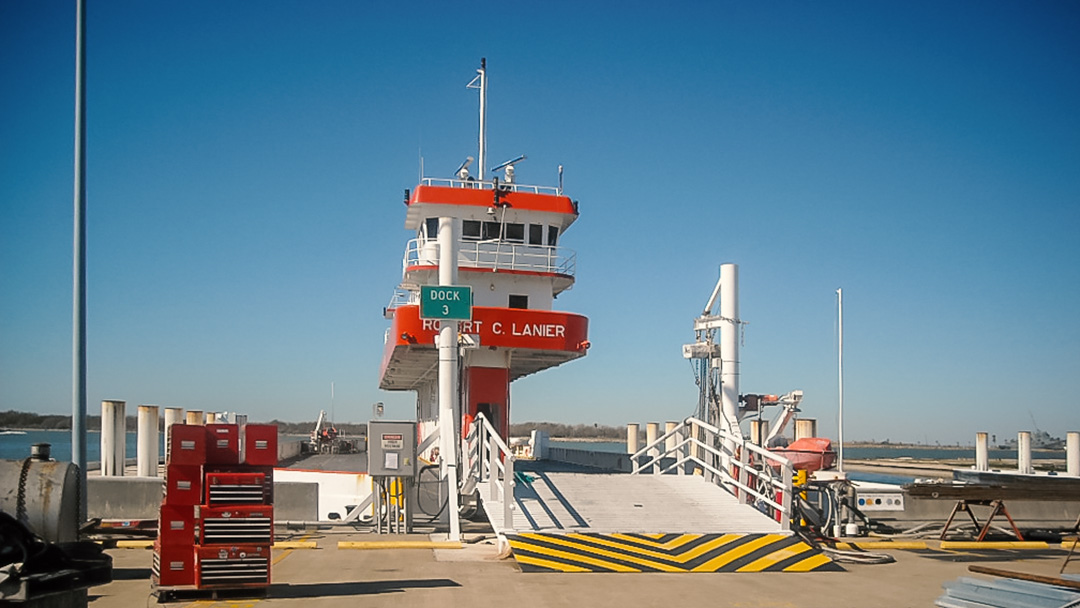 Texas Department of Transportation Bolivar Ferry Emergency Evaluation