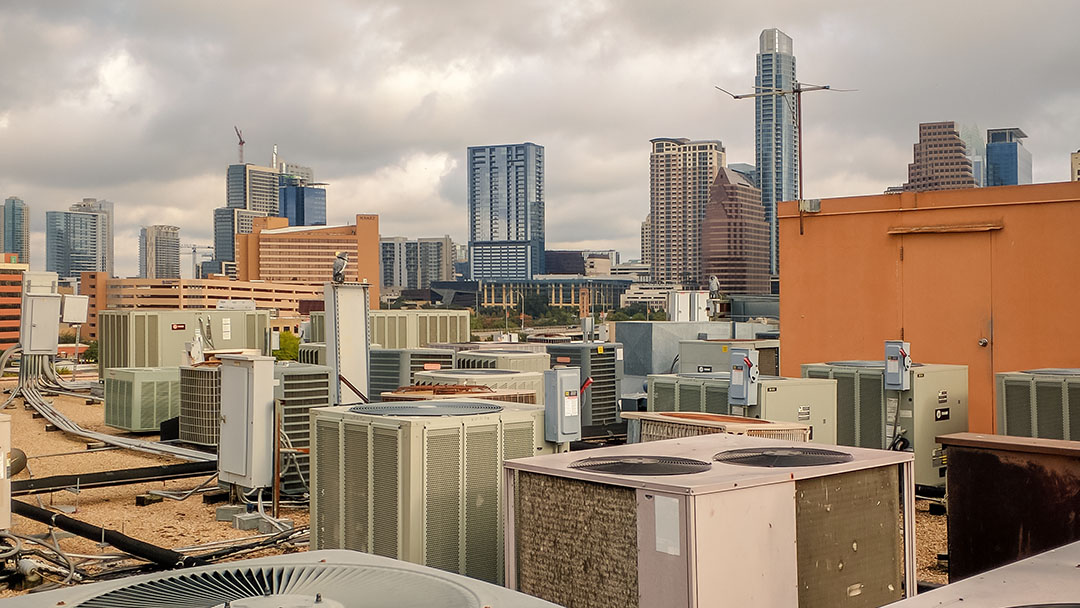 facility condition assessment for Texas