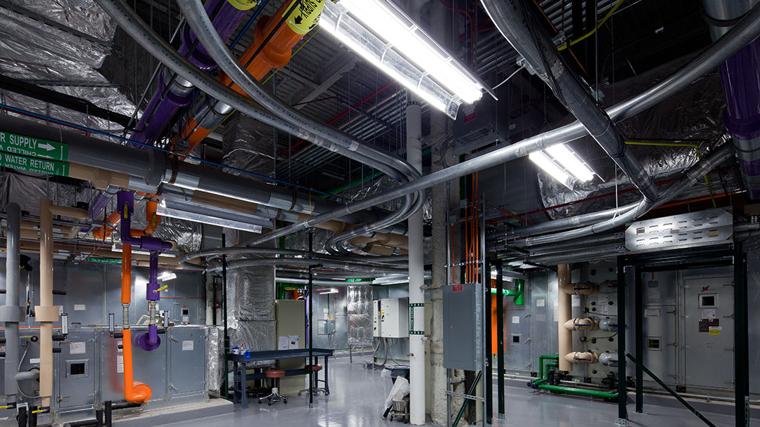 southlake care facility utility room