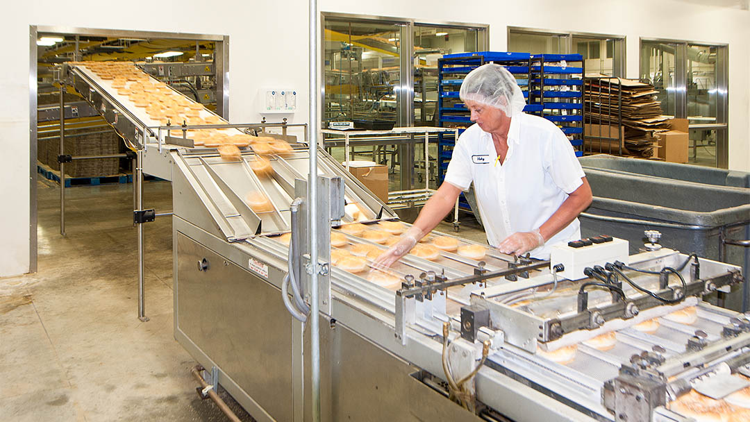 braum's bakery facility