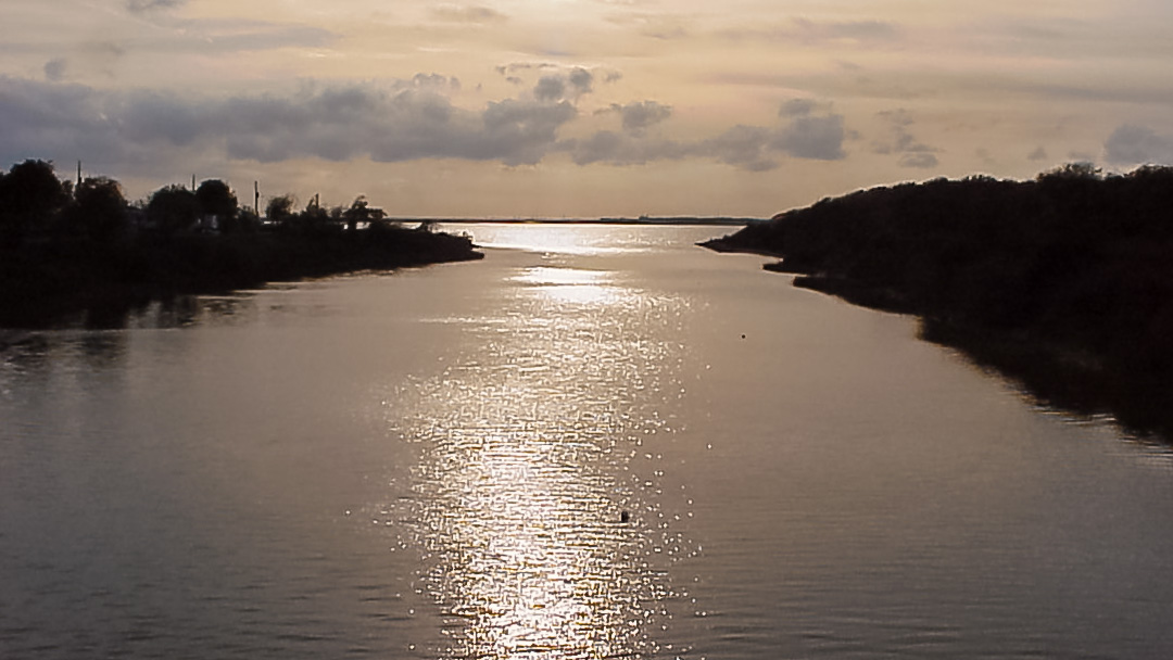 cedar bayou navigation channel improvements