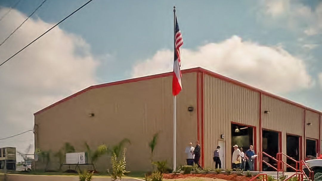 galveston county fire ems facilitiy