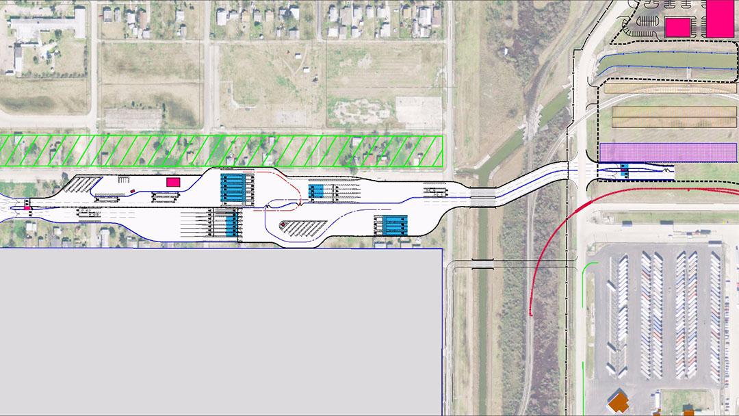 port freeport gate 12 master plan