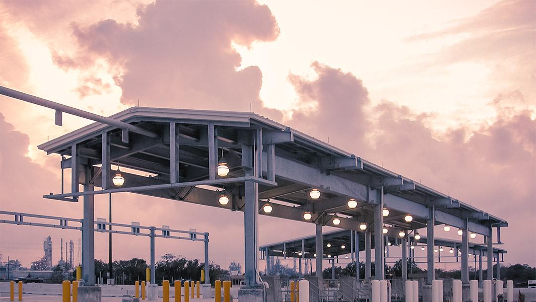 port houston bayport container terminal