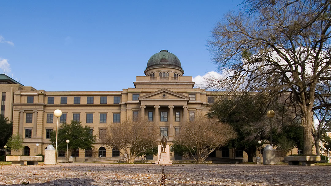 texas a&m central utility plant upgrades