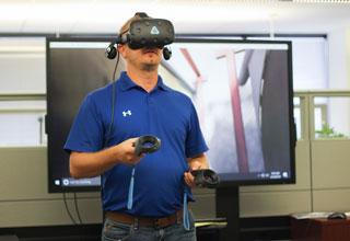 Conroe Plant Virtual Reality