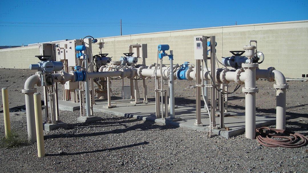 glendale pump station