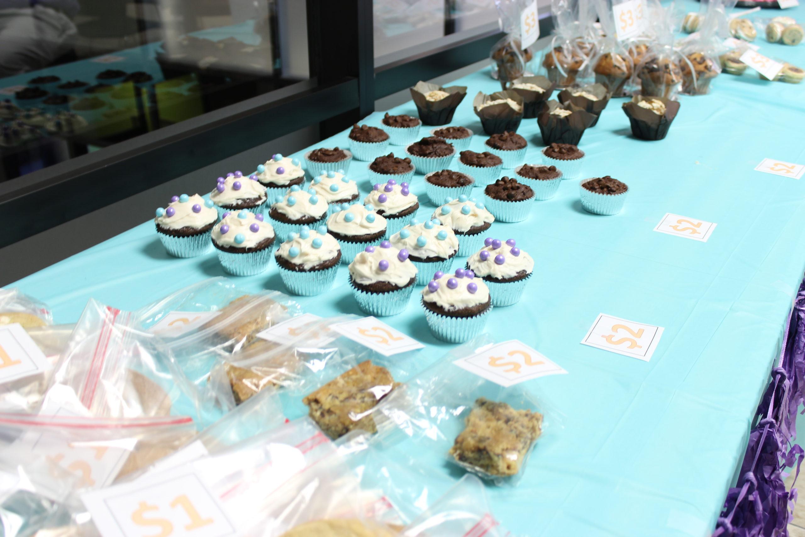 LAN Mother's Day Bake Sale