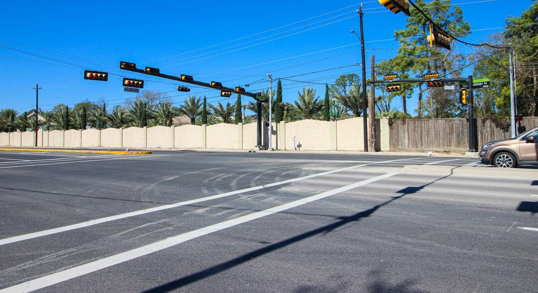 LAN Westchase District Pedestrian Enhancements