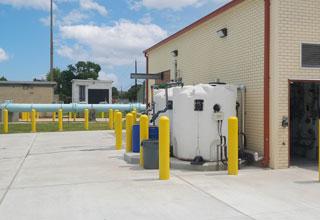 LAN Houston Public Works Willowchase groundwater plant