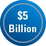 $5 billion factoid