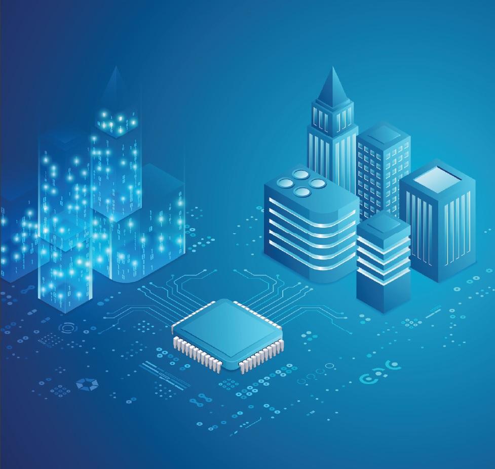 LAN City of Houston digital twin